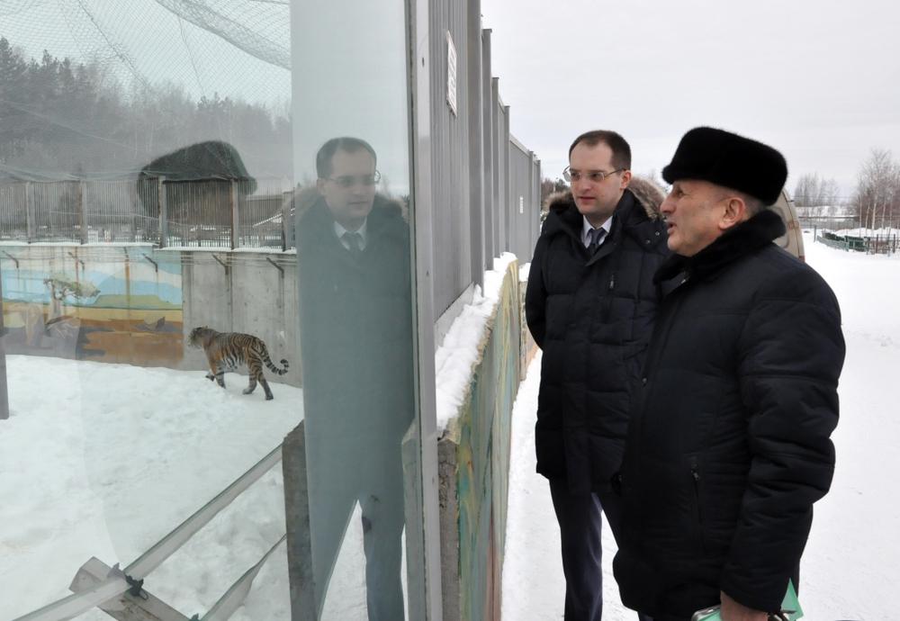 ВЯрославском зоопарке может появиться центр реабилитации людей сограниченными возможностями