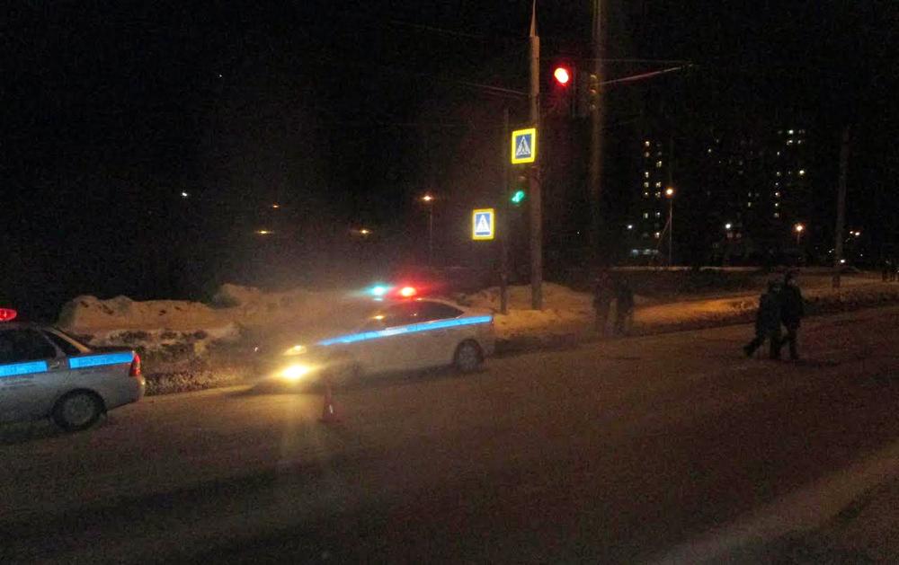 ВРыбинске автомобиль сбил 13-летнюю девочку