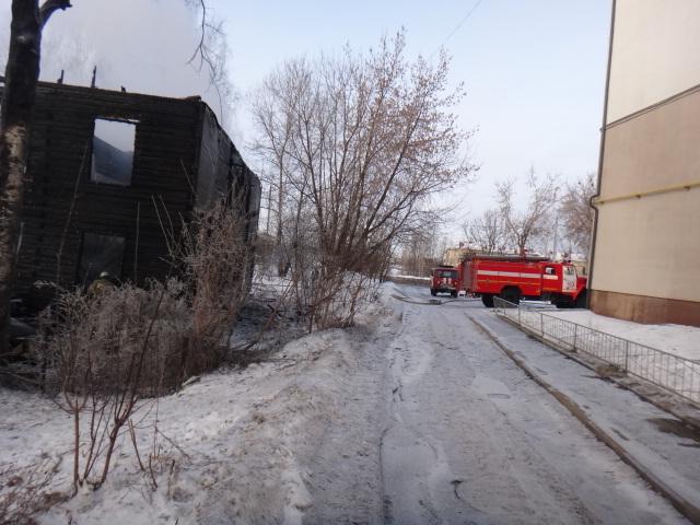 ВЛюбимском районе впроцессе пожара умер 58-летний мужчина
