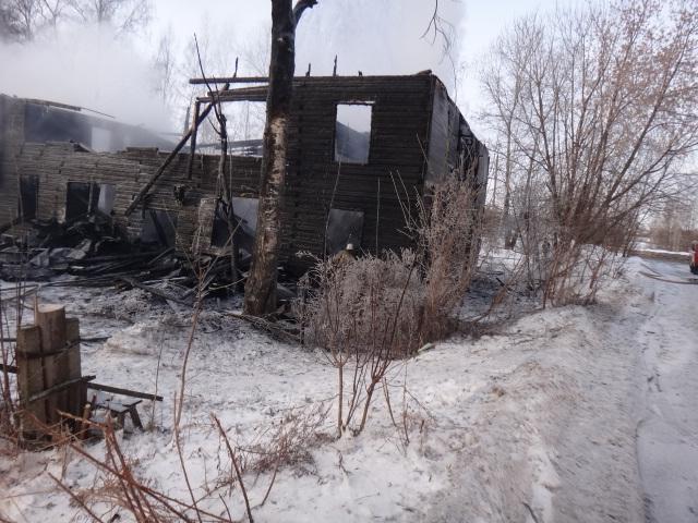 ВЛюбимском районе впламени  погибли мужчина иженщина