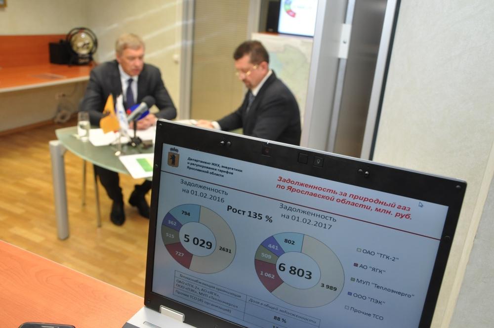 ПАО «Газпром»: перспективы газификации районов Ярославской области вближайшие 4 года