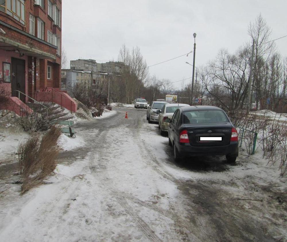ВЯрославле автомобиль BYD сбил 4х-летнего ребенка