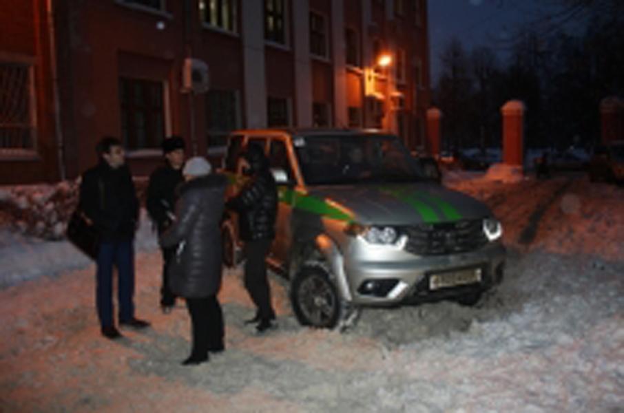 Ужителя Ярославля забрали иномарку «Toyota Corolla» задолги