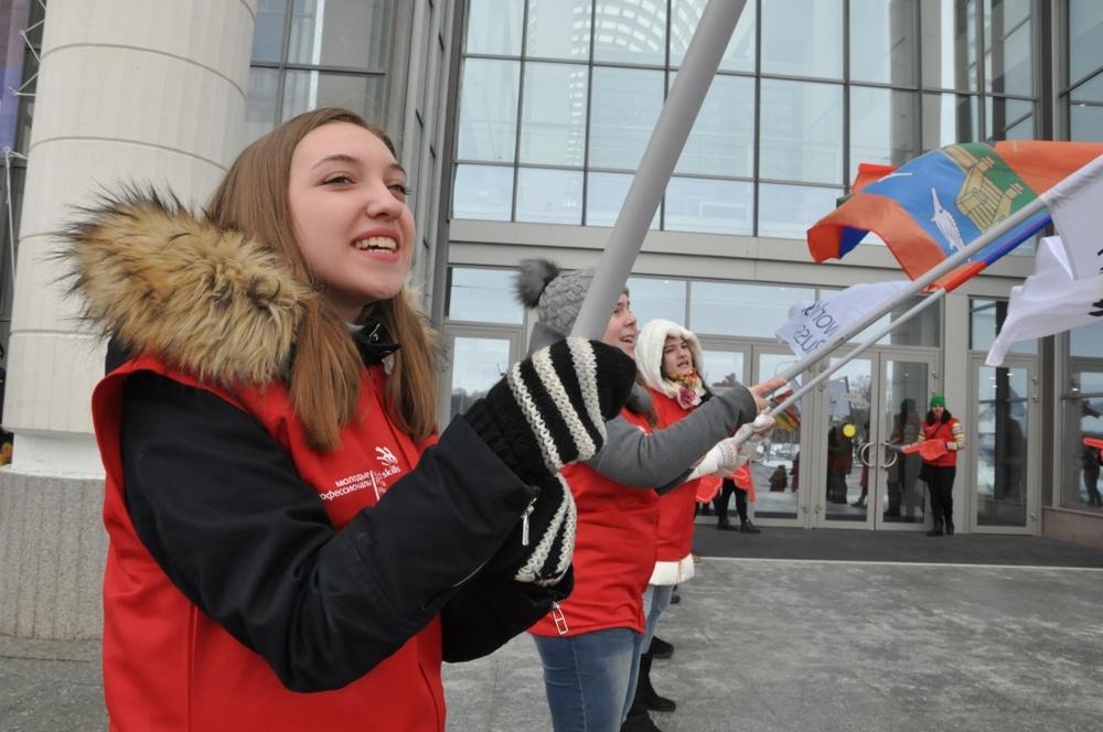 В областном чемпионате «Worldskills Russia» поучаствуют около тысячи человек