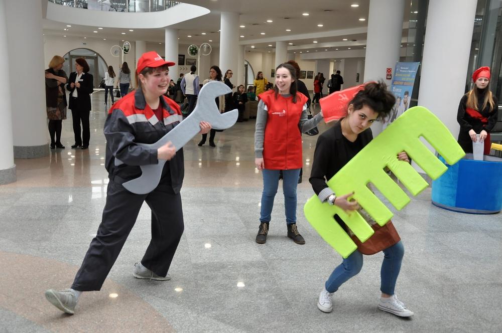 Ярославские студенты посоревнуются вчемпионате рабочих профессий