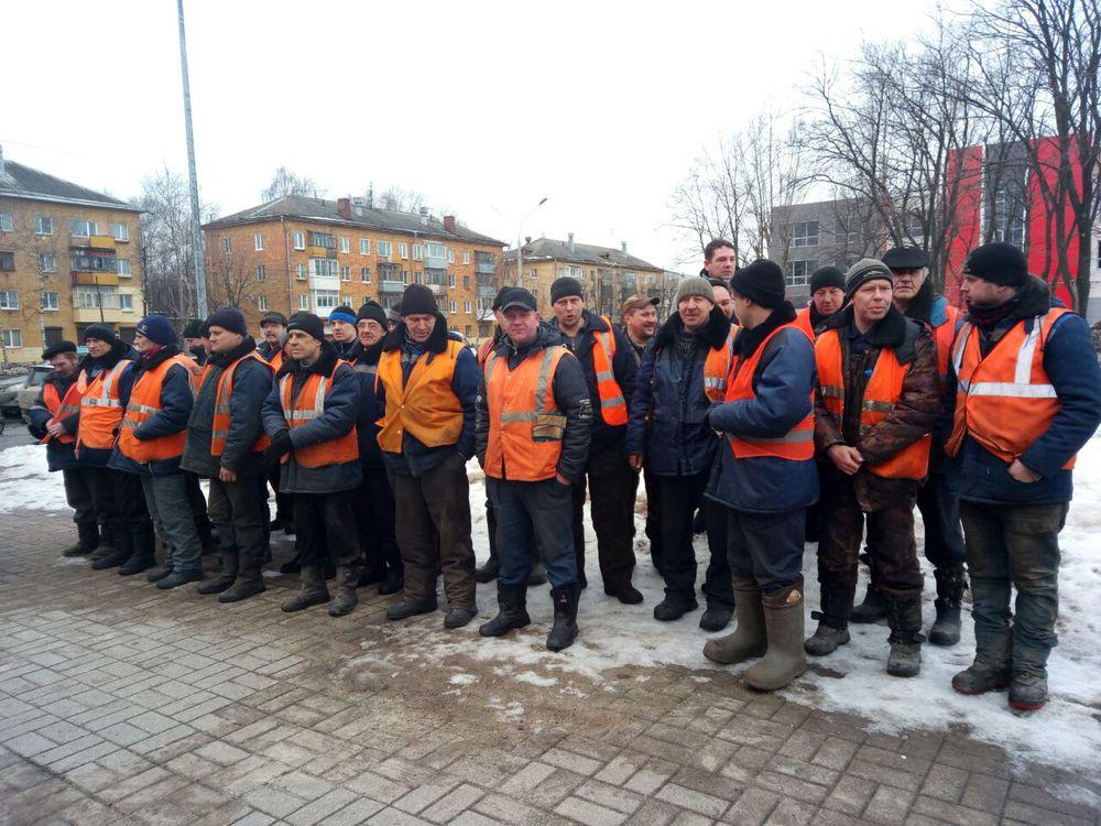 Власти признали, что вЯрославле нехватает дворников