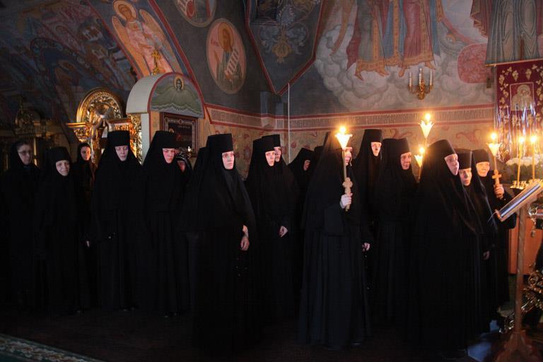 Послушницы в толгском монастыре фото 4