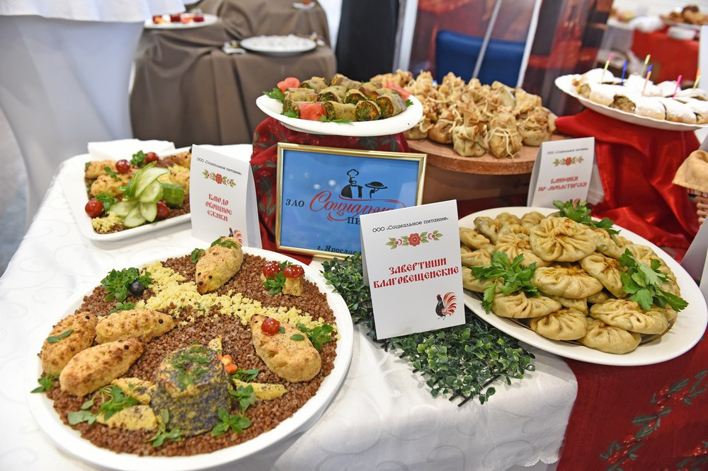Фестиваль постной кухни проходит вЯрославле