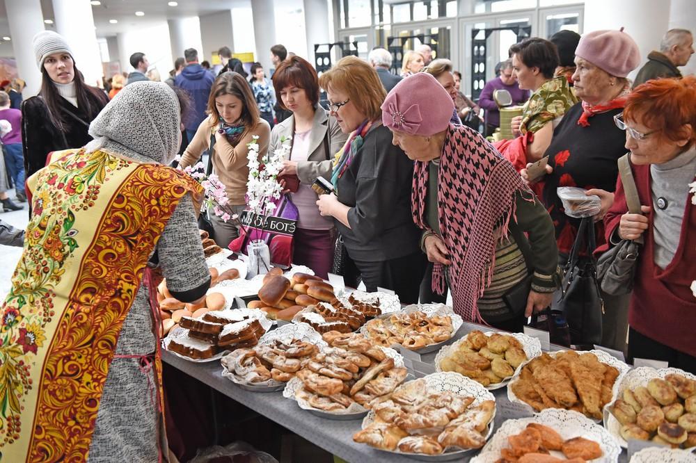 ВЯрославле 14-й областной фестиваль постной кухни удивил рецептами и количеством участников