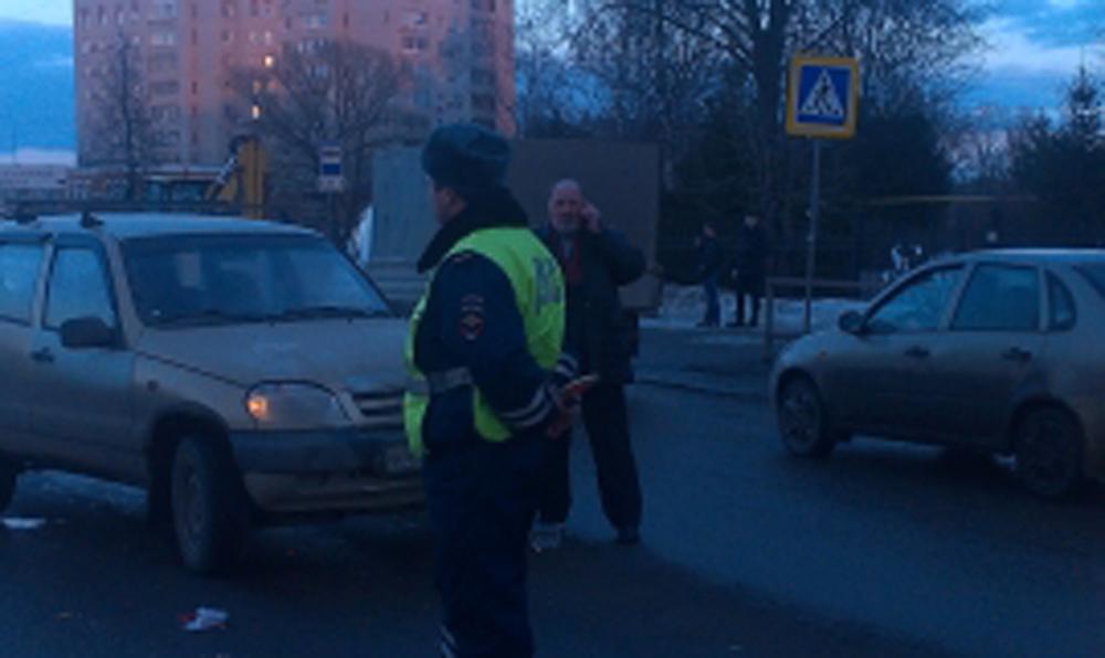 ВЯрославской области «Нива» сбила пенсионерку насмерть