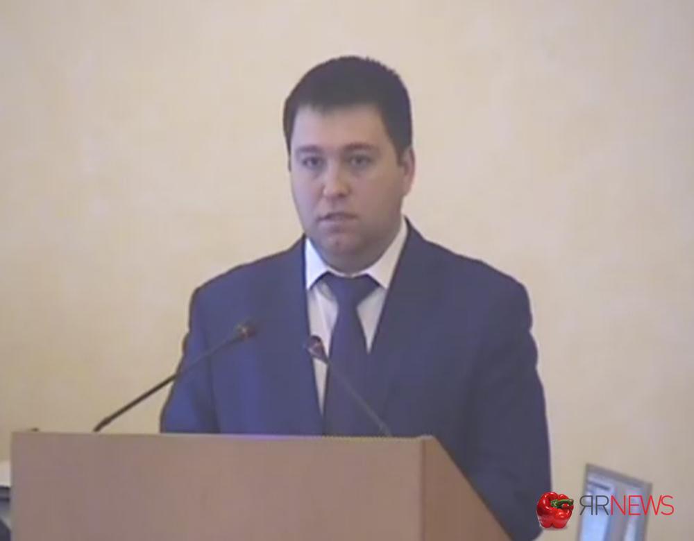 Кандидатуру Сергея Тарасова утвердили надолжность заммэра