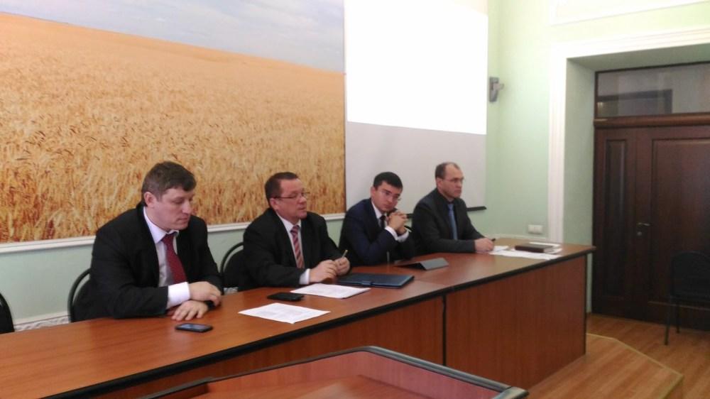 Дмитрия Миронов установил задачу сделать вЯрославской области 1-ый агропромышленный кластер