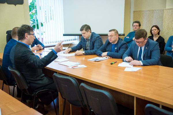 Народные избранники одобрили изменения врегиональное законодательство овыборах