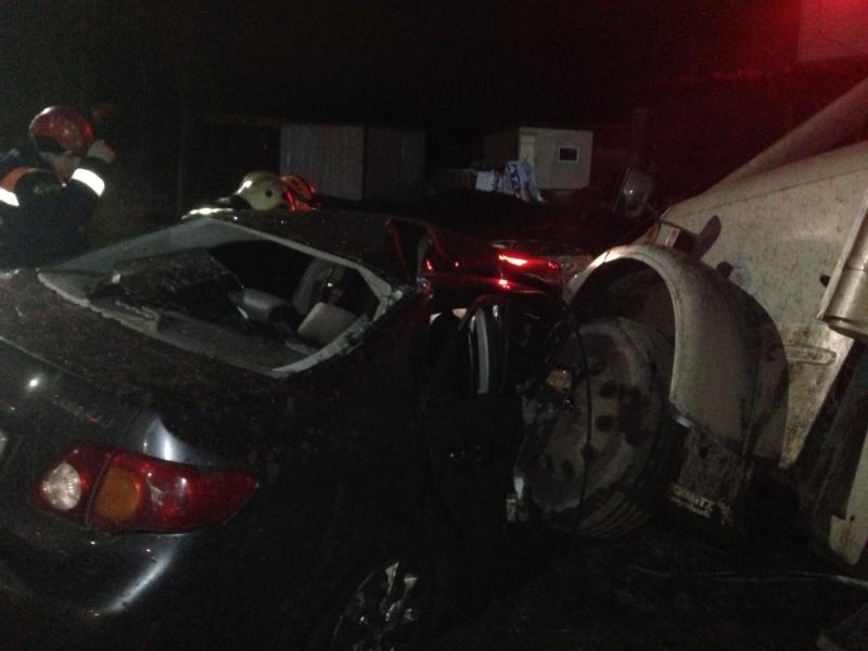 Пассажир легковушки умер  наюго-западной окружной дороге вЯрославской области