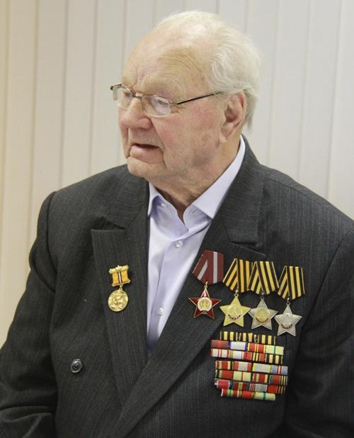 Ушёл изжизни последний врегионе полный кавалер ордена Славы