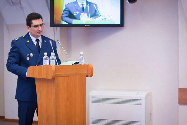 Назначен прокурор Ярославской области