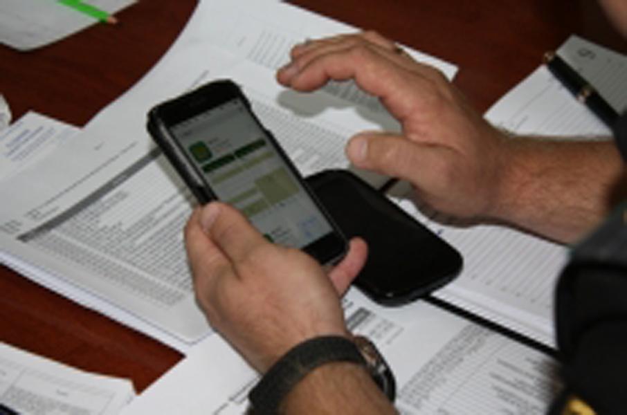Удолжника поштрафам ГИБДД приставы арестовали смартфон