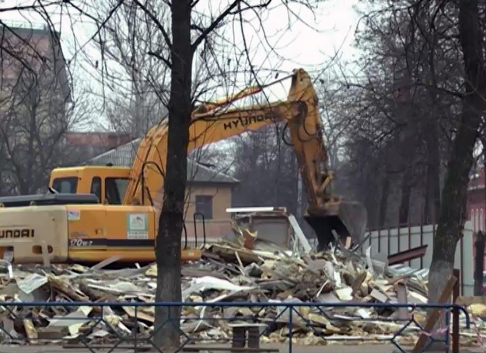 Наместе рынка «Североход» вЯрославле планируют построить жилые дома