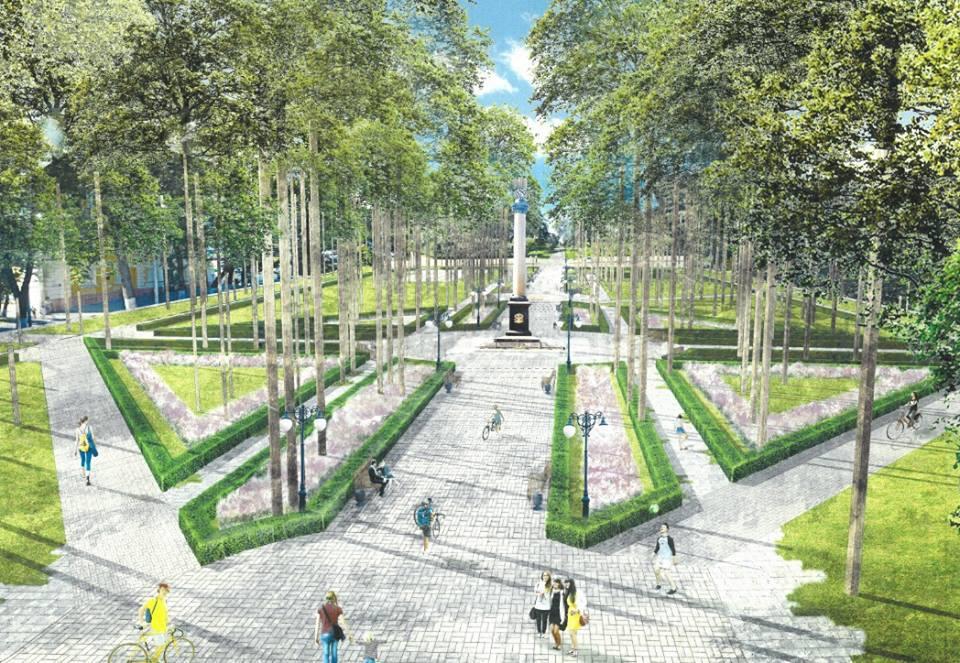 Михаил Кудряшов: «Мыхотим наполнить Демидовский сквер новыми мыслями, сохранив историческую основу»