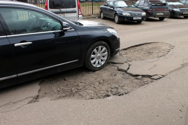 Кто будет чинить ярославские дороги в2015г.: список компаний