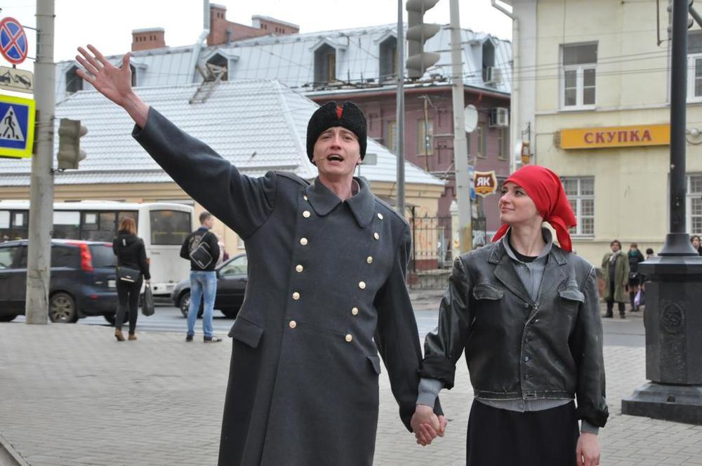 Выпускники 13 театральных институтов совсей Российской Федерации представят спектакли вЯрославле
