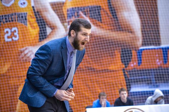 Вярославском «Буревестнике»— новый главный тренер