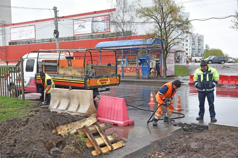 Напересечении Дзержинского иЛенинградского проспектов установят 14 новых светофоров— Мэрия Ярославля