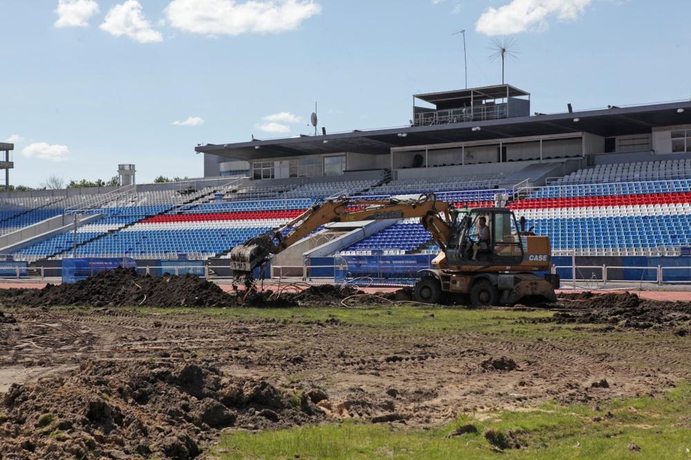 изображения стадион шинник ярославль реконструкция фото проект патио разработан