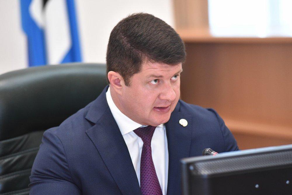 Мэр Ярославля сказал государственной думе обуспешном ремонте местных дорог