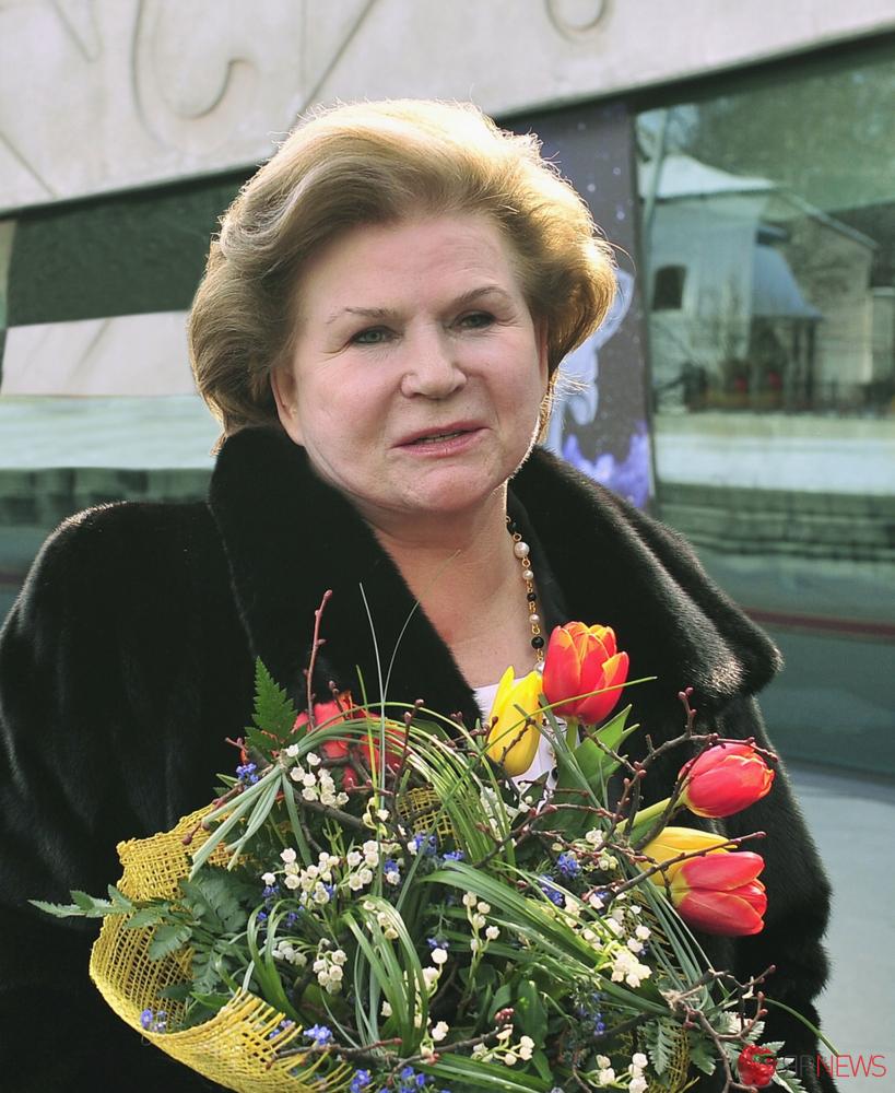 ВЗакарпатье переименовали 32 улицы, названные вчесть Терешковой