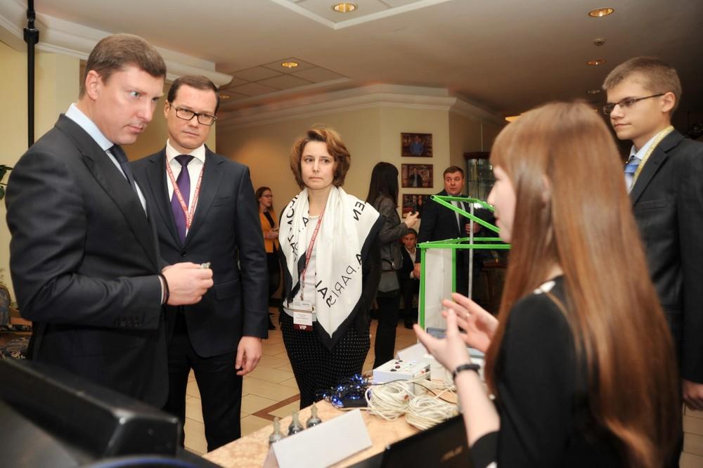 ВЯрославле открылся инвестиционный Форум