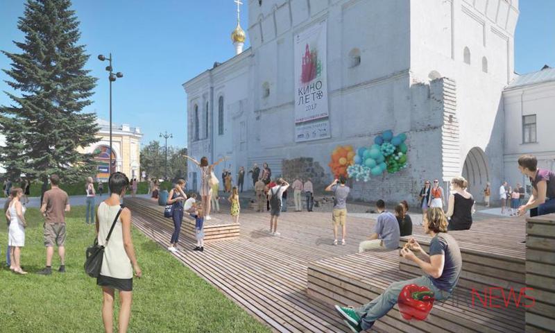 Ярославцев ознакомят спроектами преобразований центральных улиц иплощадей