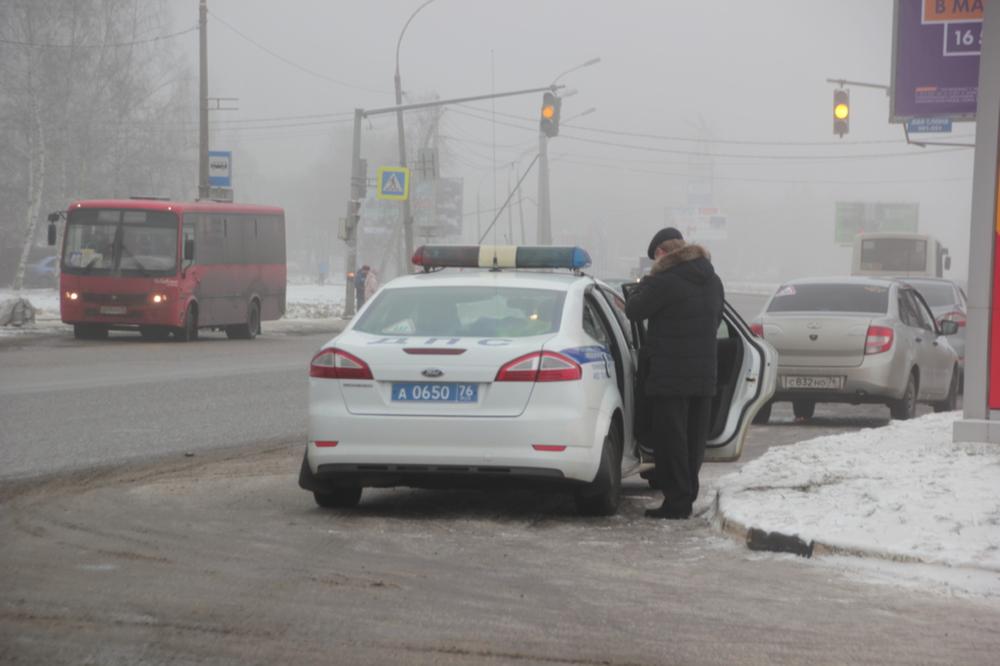 ВЯрославле иностранная машина сбила пенсионерку: 62-летняя женщина погибла
