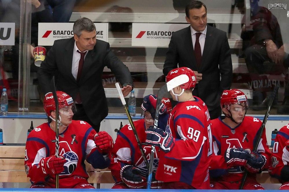 Дмитрий Квартальнов останется напосту основного тренера «Локомотива» ивследующем сезоне