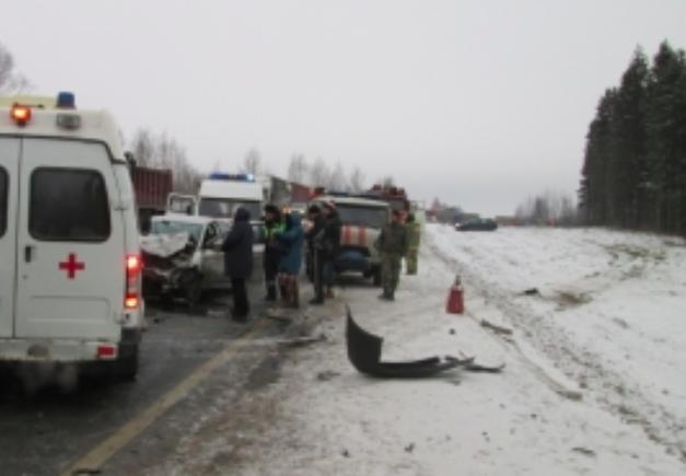 25-летняя девушка погибла всерьёзном ДТП под Переславлем