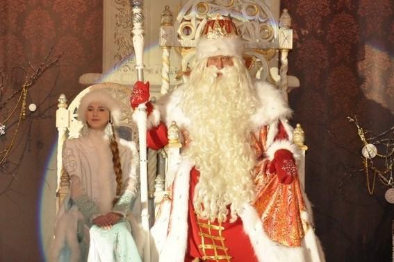 Дедушка Мороз изВеликого Устюга приедет вЯрославль