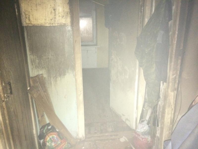 Сгорел всобственной постели: вУгличе при пожаре умер мужчина
