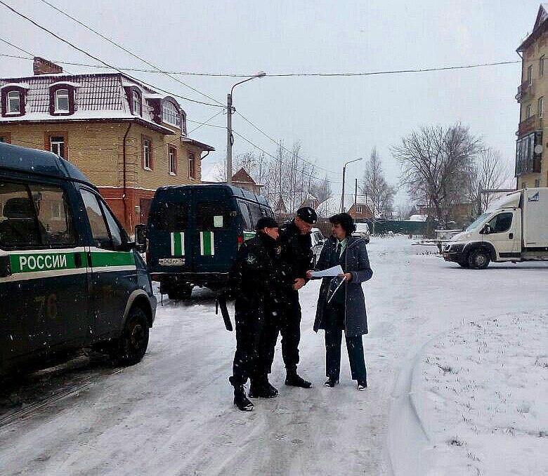 ВЯрославской области семью довелось ссудами переселять вновое жилье