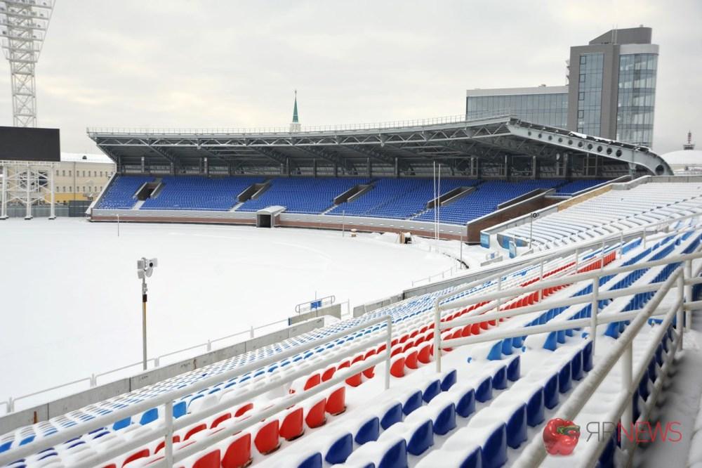 Стадион «Шинник» вЯрославле будет многофункциональным
