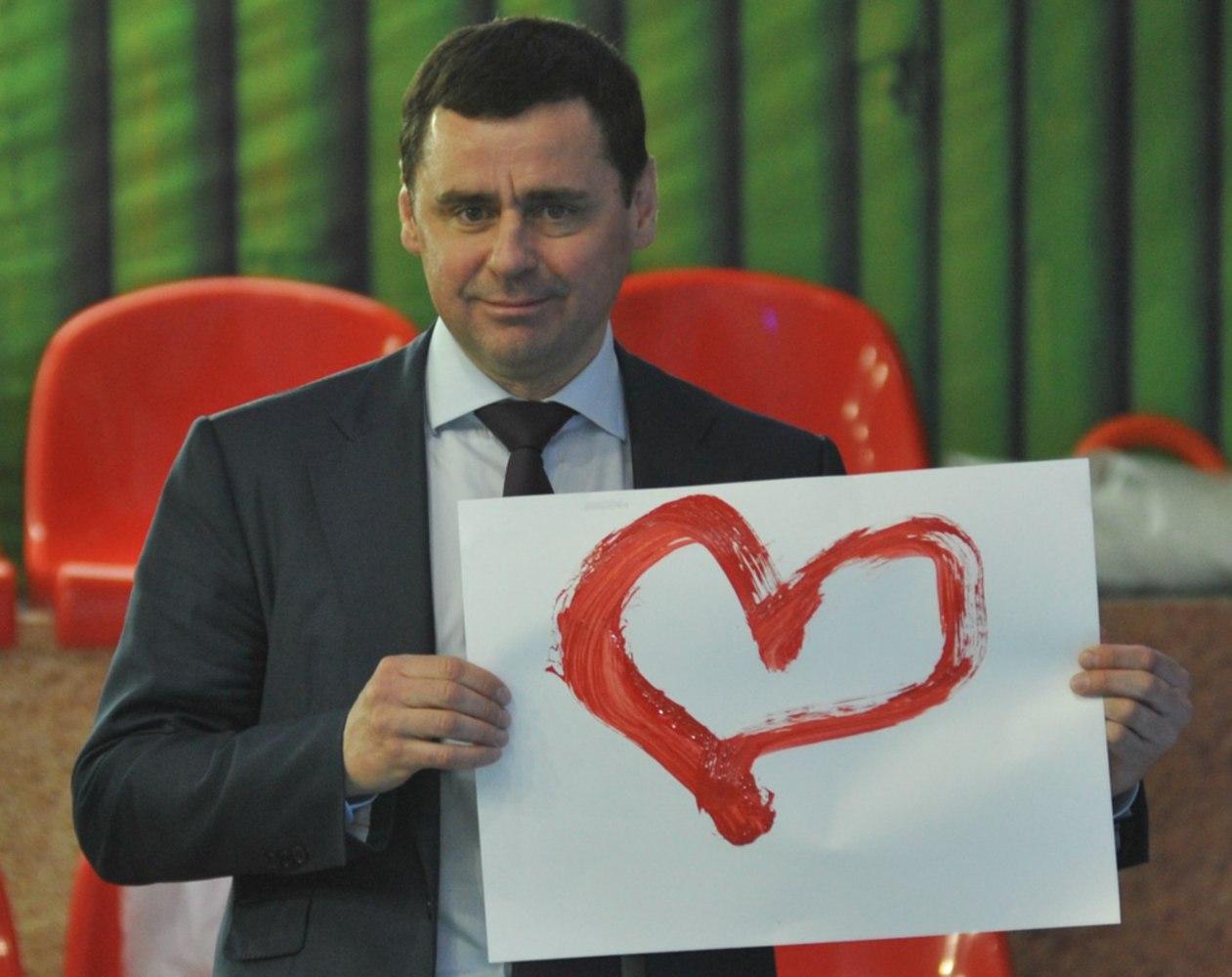 Дмитрий Миронов сказал, кому принадлежит его сердце