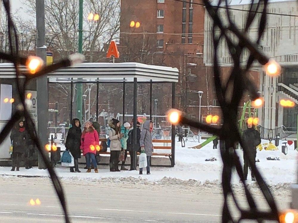 ВЯрославле вновь вводят «снежный билет»— Снег наступает