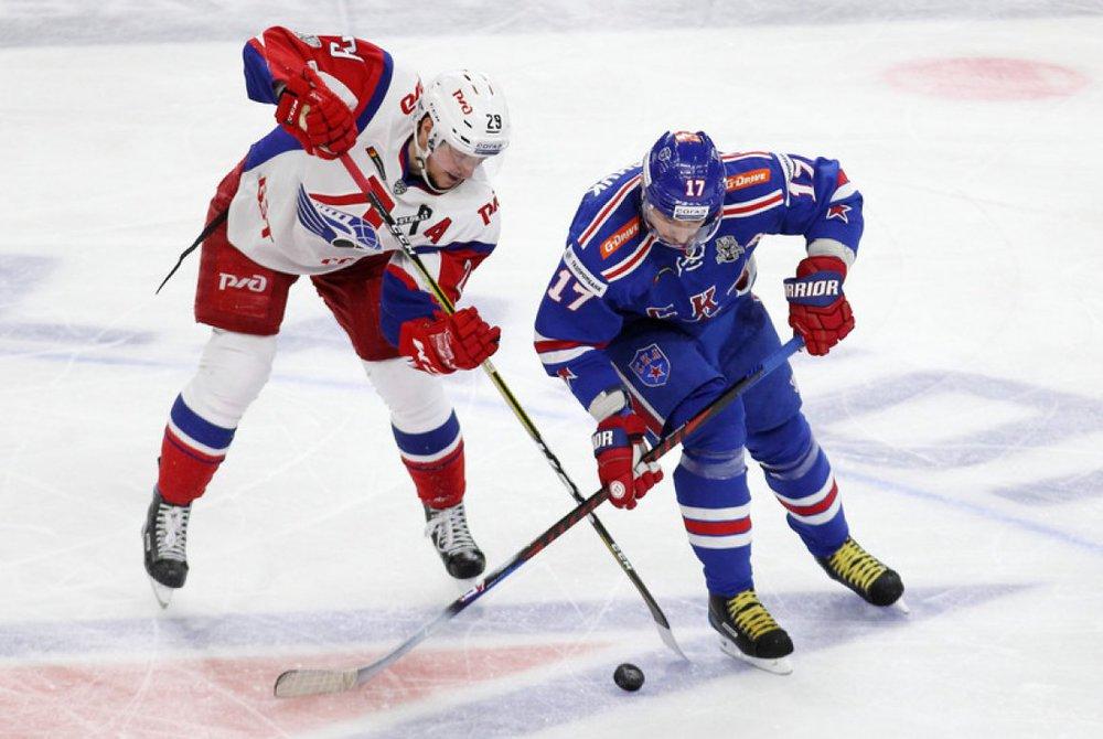 ХКСКА вышел вполуфинал Кубка Гагарина