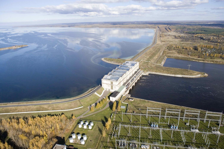 ВРыбинске на 5 дней закроют дорогу-дамбу через шлюз