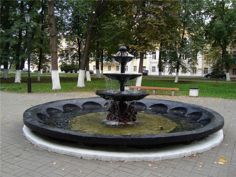 Мэрия Ярославля передаст чашу фонтана сплощади Челюскинцев ЯХМ