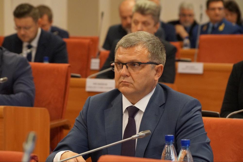 Председателем Ярославской областной Думы выбрали экс-главу Ростовского района