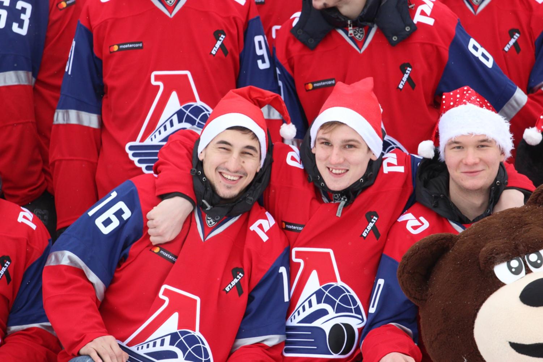 Локомотив хк состав с фото