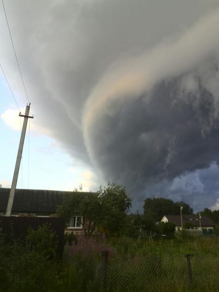 Торнадо в витебске фото