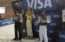 Ярославец стал бронзовым призером на этапе Кубка мира по фристайлу