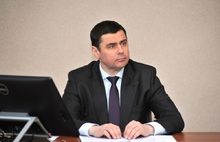ВРИО губернатора Ярославля Дмитрий Миронов идет на выборы