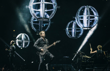 Ярославль: концерт Muse «Drones World Tour» в Киномакс-Аура